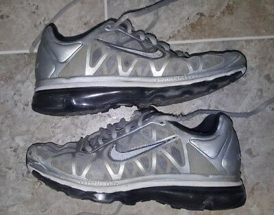 Boys 2011 Nike Airmax Shoes Size US3.5Y UK3 ONLY ONE ON EBAY!!! 431873-022