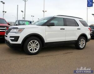 2017 Ford Explorer 4x4 4dr Base