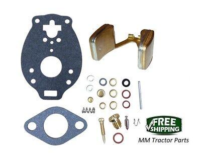 Marvel Carburetor Kit Ih Farmall A Av B Bn Super A 130 140 200 230 240 Tractor