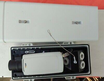 0525-001 Axis P1355-e IP-Sicherheitskamera Outdoor Fix Kamera mit Wandhalterung