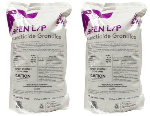 Bifen LP Granules ( 50 Lbs) Lawn Insect Killer Flea Killer Granules Bifenthrin