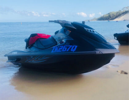 2014 Yamaha VXR - only 50hrs
