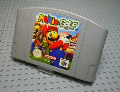 Mario Golf - Nintendo 64 N64 - Pal Eur
