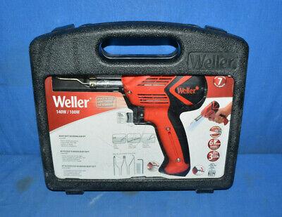 Weller Heavy Duty Souldering Iron 140w100w