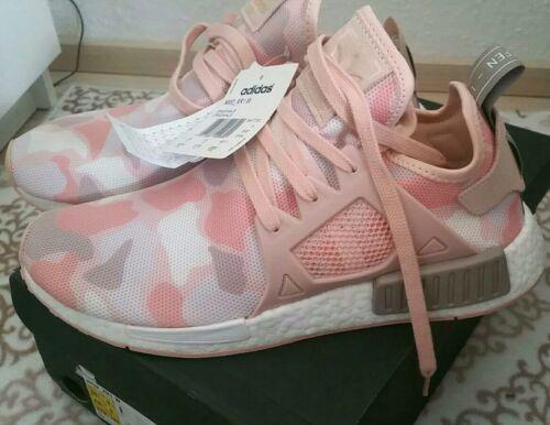 Adidas Nmd XR1 W Ente Tarnfarbe Pink BA7753 Damen Turnschuhe grösse 43 1/3