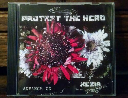 PROTEST THE HERO - KEZIA - Advance CD Promotional VAGRANT NM