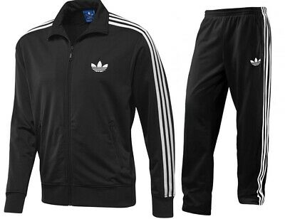 Men's Adidas Originals Firebird Tracksuit Set Full Set Track Jacket Track Pants