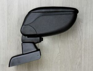 Armrest-Centre-Console-Black-Storage-Adjustable-Fiat-Sedici-Suzuki-SX4-2006-2012