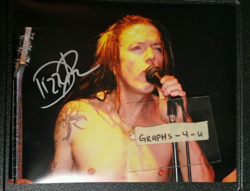 Dizzy Reed Signed Guns N Roses Autograph COA Proof b