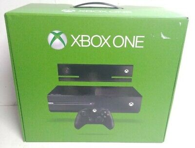 New & Sealed! Xbox One 500GB Console w/ Kinnect Sensor and Wireless Controller