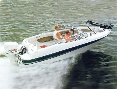 SEMI-CUSTOM BOAT COVER FOR RANGER BOATS 621 VS FISHERMAN DC PTM O/B - Fisherman Custom Boat Cover