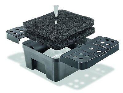 Filterbox XL Filter Teichfilter für Solar Teichpumpe Tauch Gartenteich Pumpe NEU