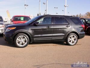2013 Ford Explorer 4x4 4dr Limited