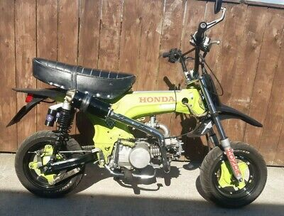 Monkeybike 140cc Honda copy dax 2014 spares or repairs
