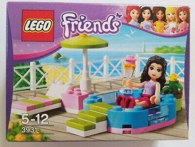 NEW UNOPENED LEGO Friends 3931 Emma Splash Pool