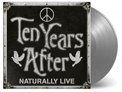 Ten Years After Naturally Live Doppio Vinile LP Colorato e Numerato Nuovo segunda mano  Embacar hacia Spain
