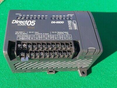 Automation Direct Logic D0-05dd Plc Module Plc Koyo