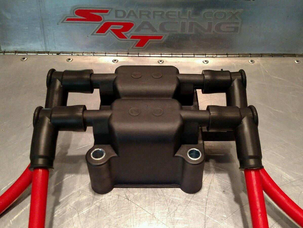 Srt4 Dodge Neon Dcr Ho 10mm Coil Wires Spark Plug Low Ohms Srt 4 Wiring 1 Of 12 Red 3
