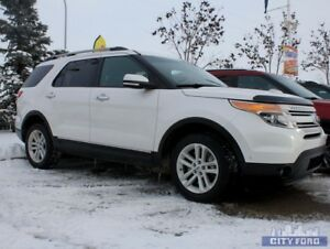2014 Ford Explorer 4x4 4dr Limited