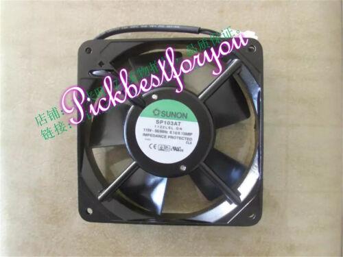 1pcs SUNON SP103AT-1122LSL.GN 12025 110V cooling Fan #Mq96 QL