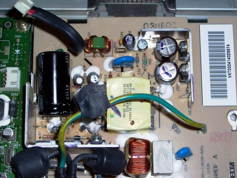 Repair Kit, Viewsonic VP201b,