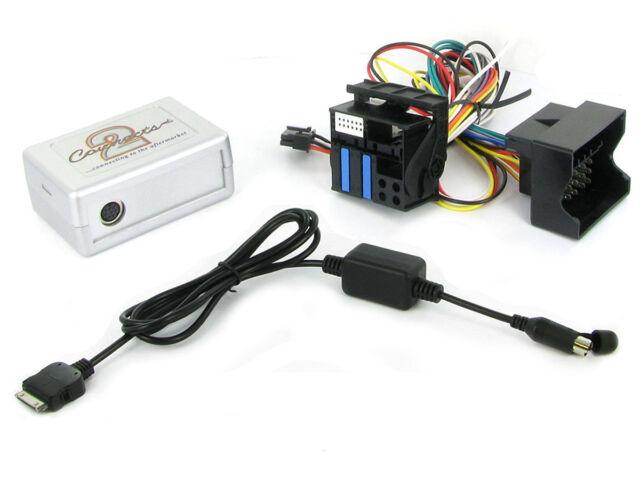 CTABMIPOD009.2 BMW Z4 iPod adapter (2002-2008) E85 car iPhone adapter interface