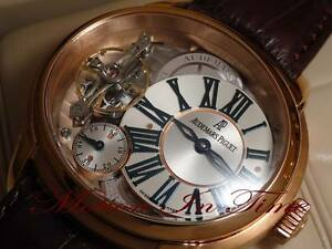 AUDEMARS-PIGUET-MILLENARY-DEADBEAT-SECONDS-ESCAPEMENT-ROSE-GOLD-47mm-26091OR