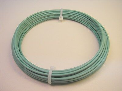 25 Mil-spec 16-awg Electrical Wire 19-strands Green-pvc Us-seller