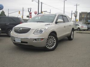 2008 BUICK ENCLAVE CXL   AWD • Loaded • Leather •