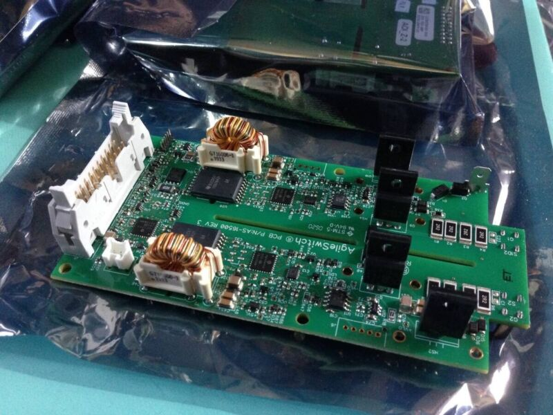 (18) 62mm Electrical Gate Driver Boards