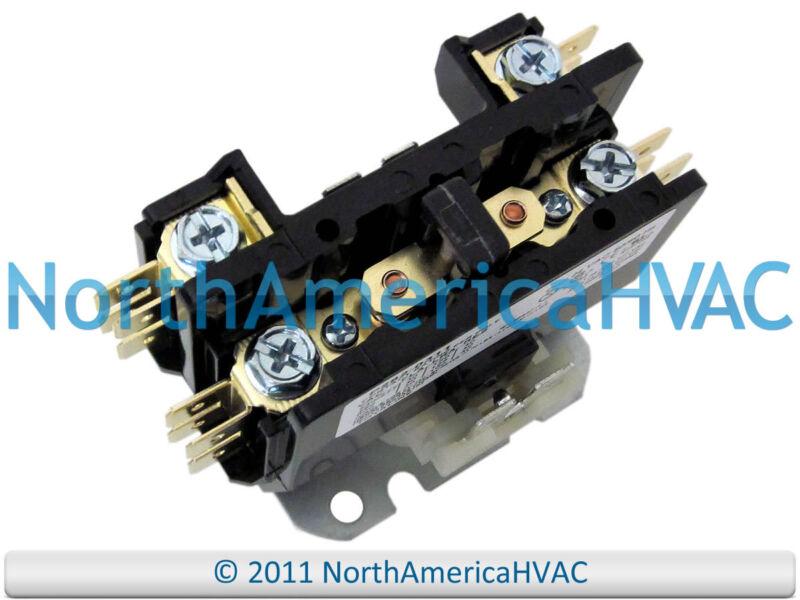 Intertherm Nordyne Miller Tappan 1 Pole Condenser Contactor Relay 621037 620618