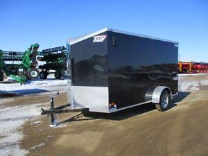 2018 Bravo SC612SA Enclosed Cargo Trailer