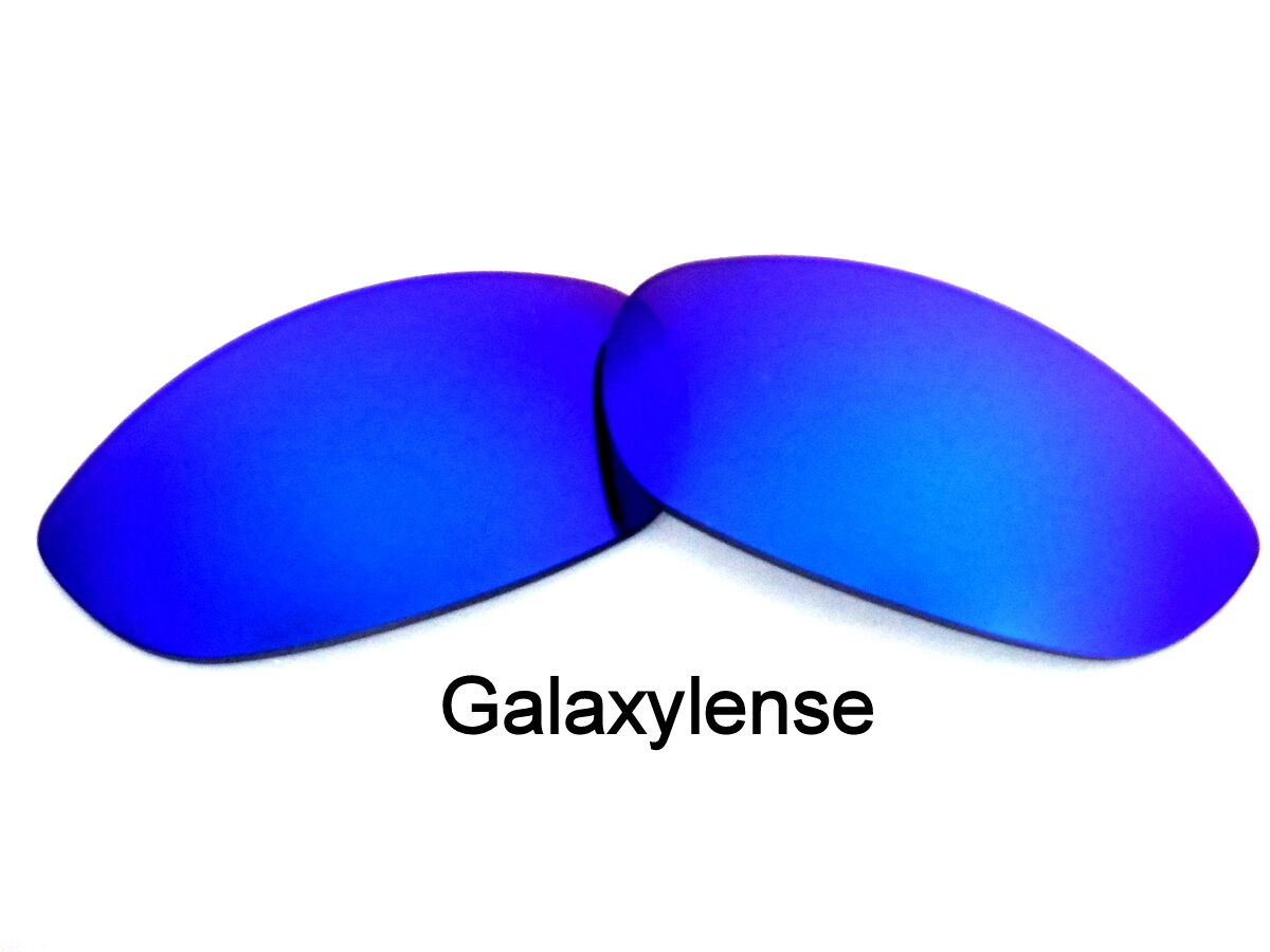 best aftermarket oakley replacement lenses ciic  Galaxy Replacement Lenses For Oakley Monster Dog Sunglasses Blue Polarized  3 3 of 6