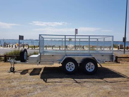 12x6 4500kg Hydraulic Tipper Trailer Truck Kurnell Sutherland Area Preview