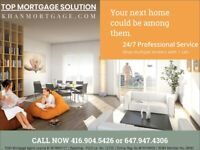 Bank Declined Mortgage/Self Employed/Low Credit - GET APPROVED
