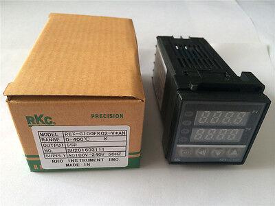 Rex-c100fk02-van Ssr Output Pid Digital Temperature Control Controller