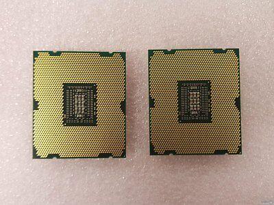 Set of 2x Intel Xeon Processor E5-2670(20M Cache, 2.60 GHz, 8.00 GT/s Intel QPI)