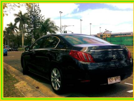 2012 Peugeot 508 Luxury Sedan Taringa Brisbane South West Preview
