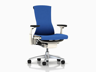 Embody Chair -by Herman Miller - Berry Blue Balance - Brand New
