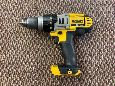 Dewalt Dcd985 20v Max Hammer Drill - Tool Only Cjl039722