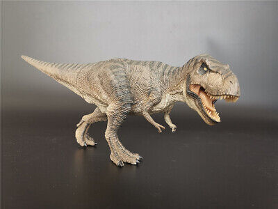 REBOR 1/35 Tyrannosaurus Rex T-Rex Killer Queen Dinosaur Model Brown Decor Toy - T Rex Model