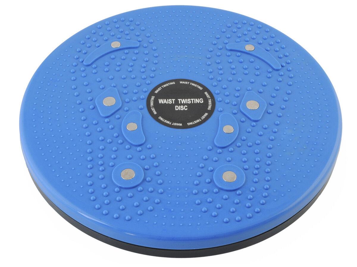 Figur Trimmer Balance Board HÜFTRAINER Fuß Massage Fitness Fettverbrennung #4849