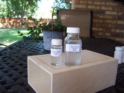 Sodium Silicate 50 Ml Liquid