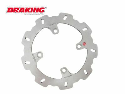MB02FID LEFT BRAKING FRONT DISC W-FIX YAMAHA BWS NAKED (REAR DRUM) 50 2003-2004