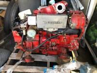 Westerbeke 18  , 18 HP Marine Diesel Engine with Transmission