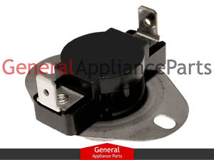 Whirlpool Maytag Kenmore Sears Dryer High Limit Thermostat Switch 3391914 313093
