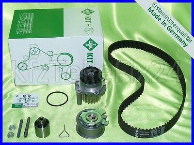 Zahnriemen Satz Wasserpumpe Original INA Audi Skoda Seat VW Passat 1.9 2.0 TDI gebraucht kaufen  Berlin