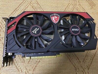 MSI NVIDIA GeForce GTX 750 Ti Gaming OC 2GB GDDR5 N750 TF 2GD5/OC VGA/DVI/HDMI