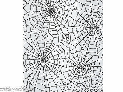 100 Spider Web Cello Bags Spiderman Birthday Halloween Party Candy Treats 4x9