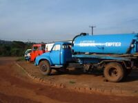 Vac truck septic tank cleaner needed